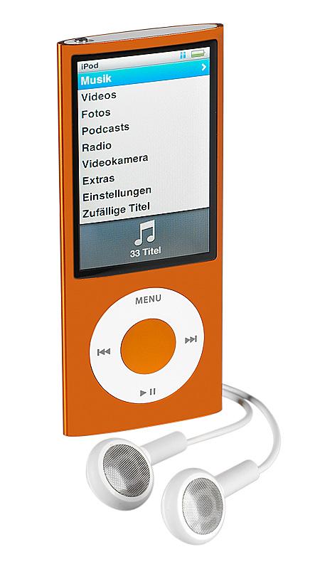 Apple iPod Nano 5G (16 GB)