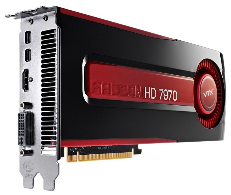 VTX3D Radeon HD 7970 3072MB GDDR5