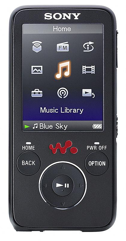 Sony NWZ-S639FB (16 GB)