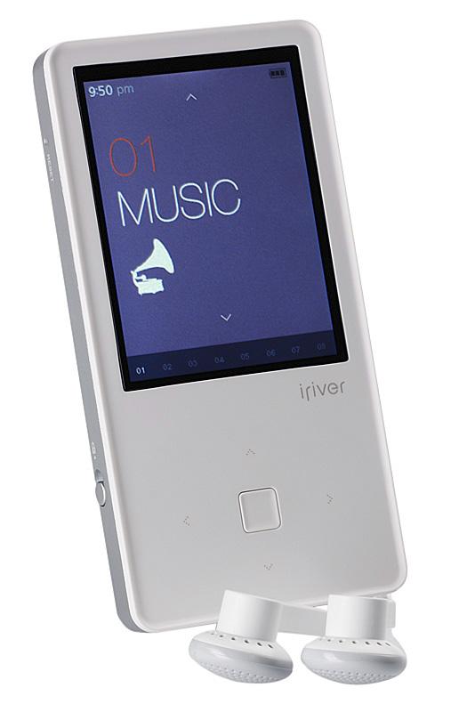 iRiver E150 (8 GB)