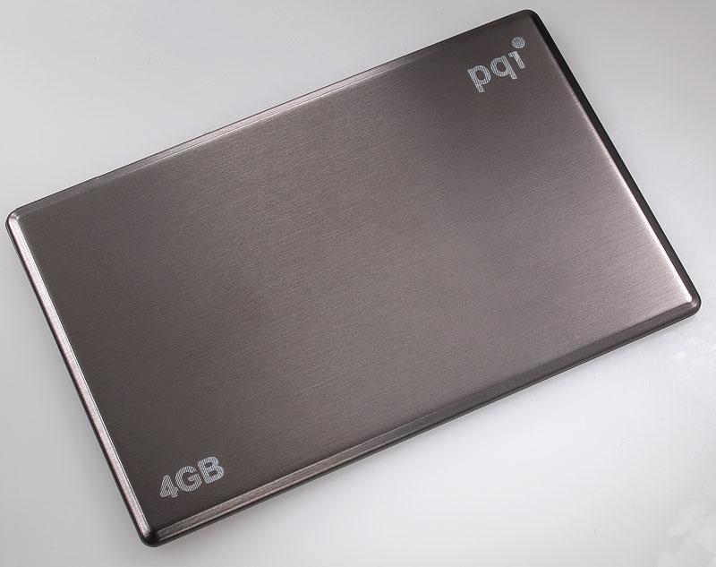 PQI Card Drive Pro U510 4GB