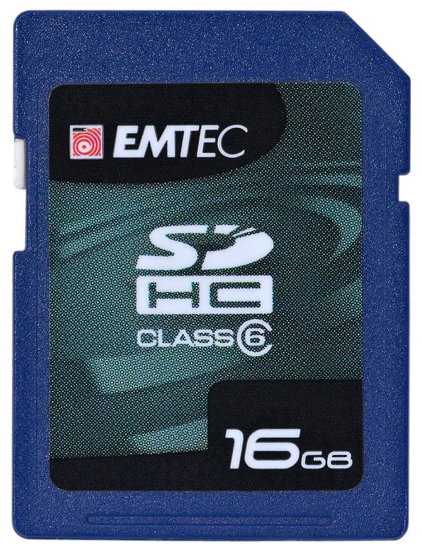 Emtec SDHC 16GB 133x class 6