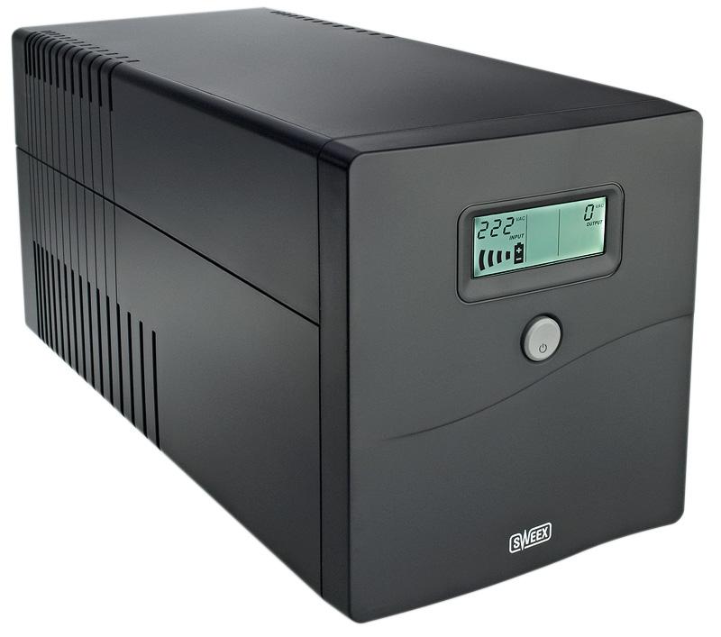 Sweex PP210 Intelligent UPS  1000VA