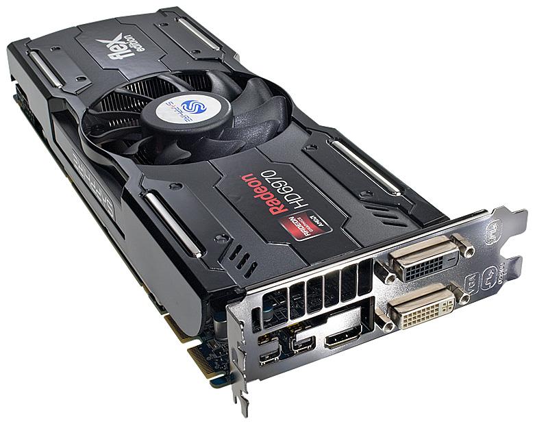 Sapphire Radeon HD 6970 FleX Battlefield 3 2048MB GDDR5