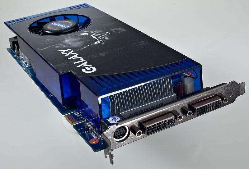 Galaxy GeForce 9800 GT 512MB GDDR3