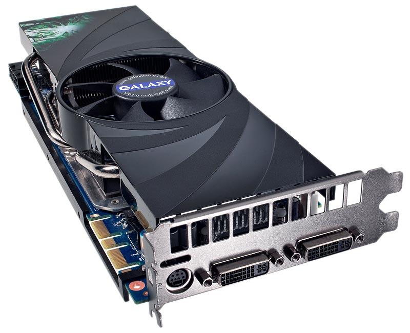 Galaxy GeForce GTX 275 896MB DDR3