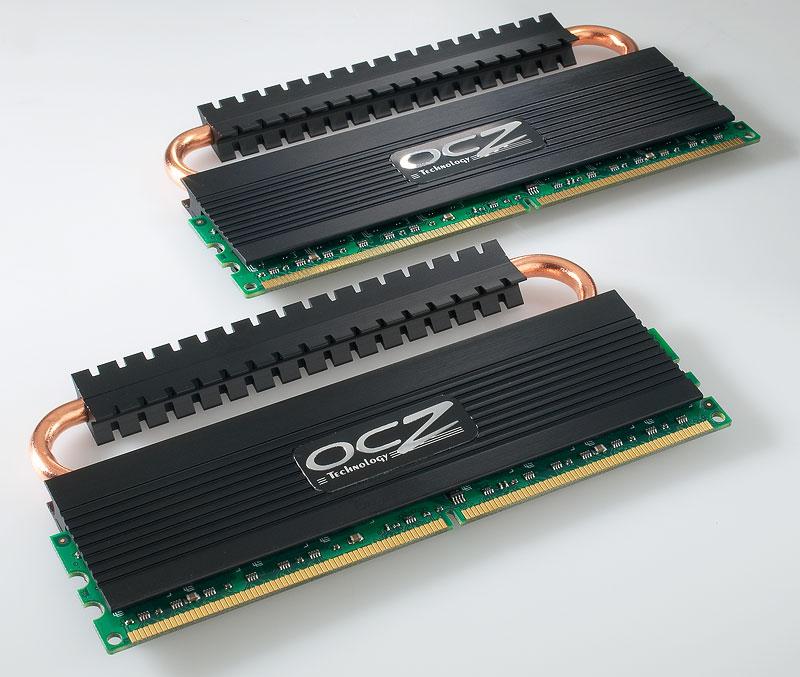 OCZ Reaper HPC 2x1GB DDR2 PC2-9200 CL5-5-5-18
