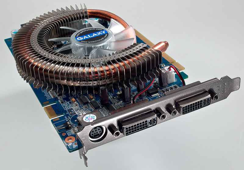 Galaxy GeForce 9500 GT Overclocked 512MB GDDR3