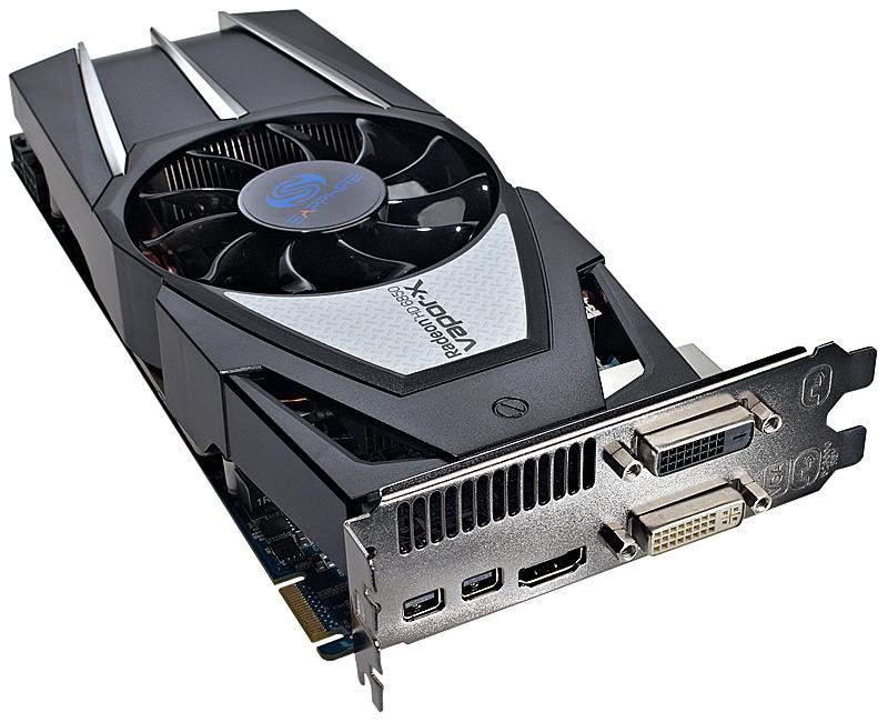 Sapphire Radeon HD 6850 Vapor-X 1024MB GDDR5