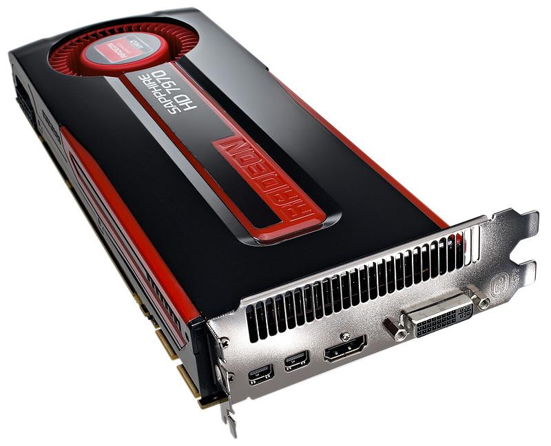 Sapphire Radeon HD 7970 3072MB GDDR5