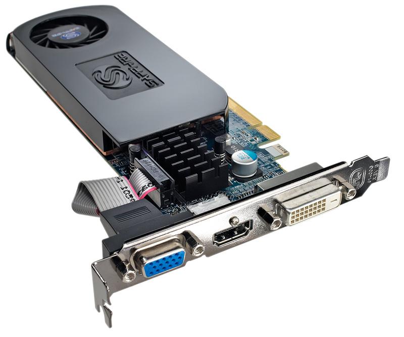 Sapphire Radeon HD 6670 1024MB GDDR5