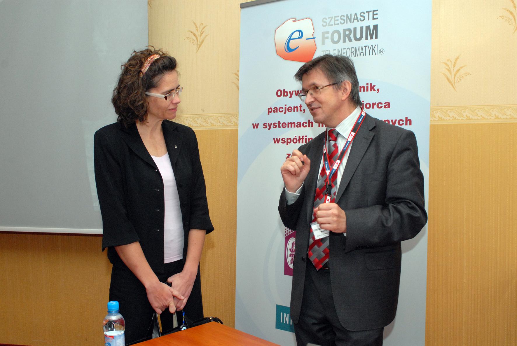 XVI Forum Teleinformatyki
