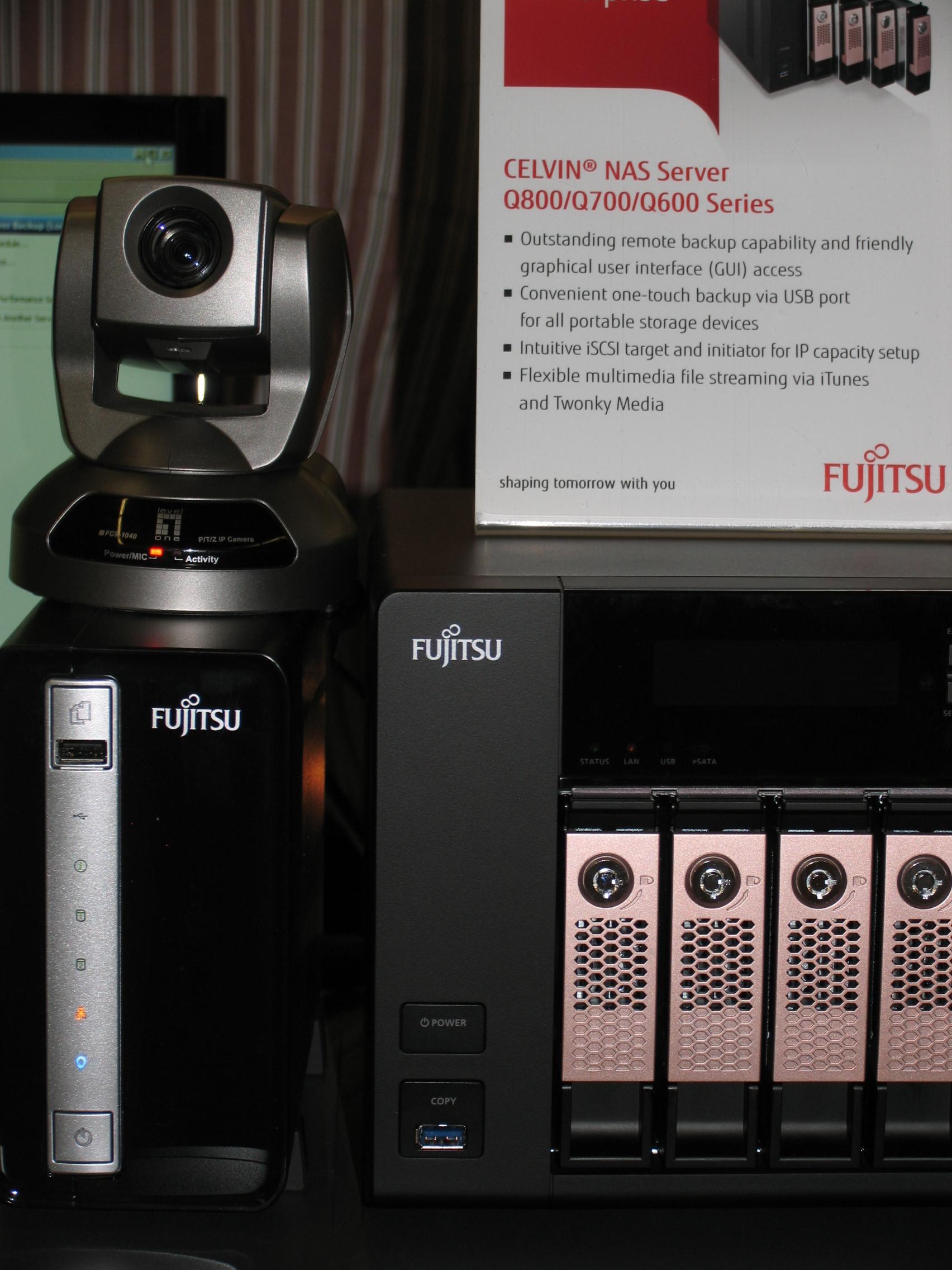 Fujitsu: Visit 2010