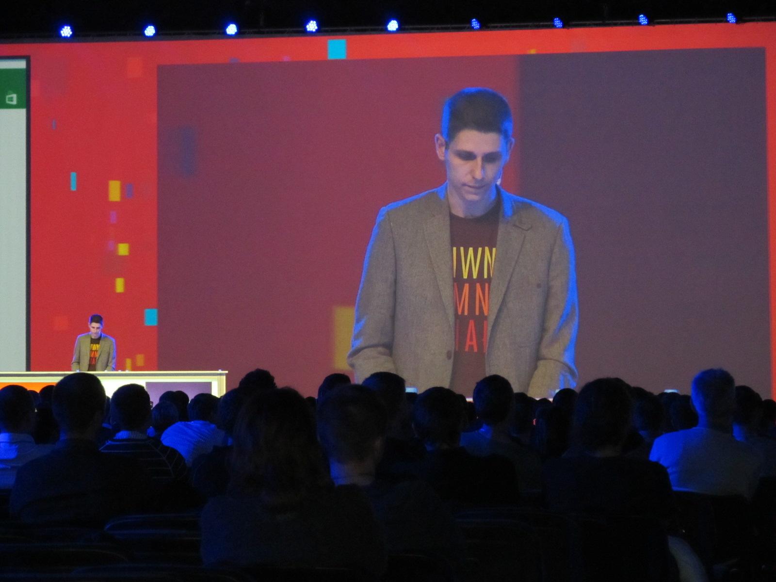 Microsoft Technology Summit 2012