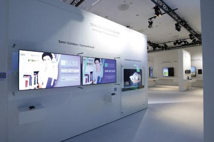 Samsung rozkręca rynek Digital Signage