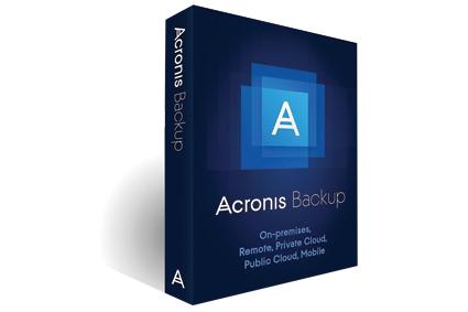 Acronis przywróci dane w niecałą minutę