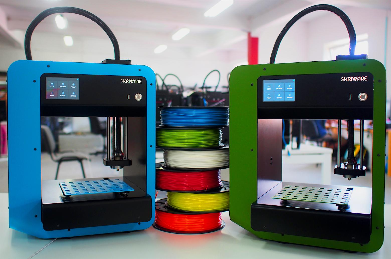 Auchan oferuje domową drukarkę 3D