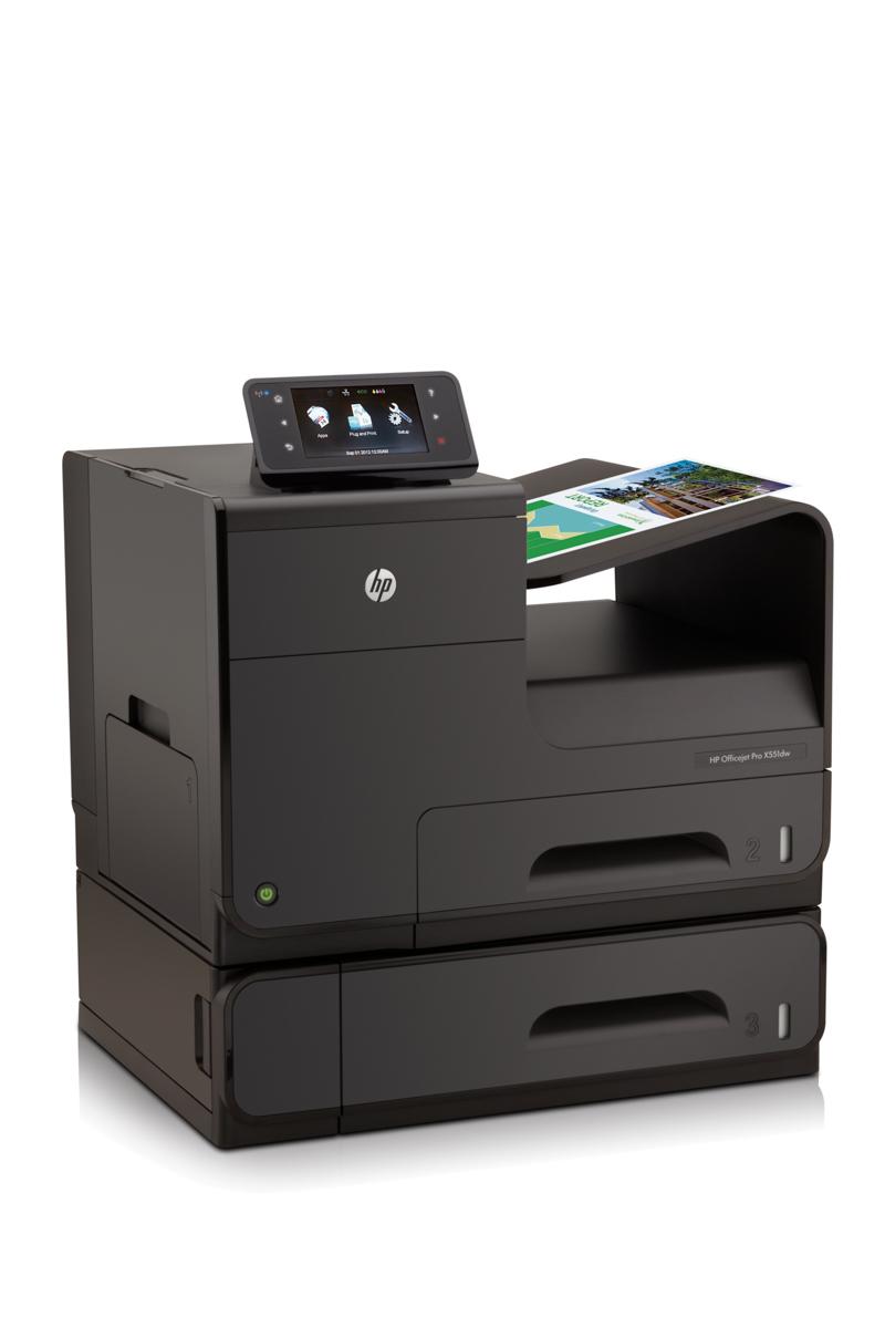 HP Inc. zablokowało zamienniki w drukarkach atramentowych