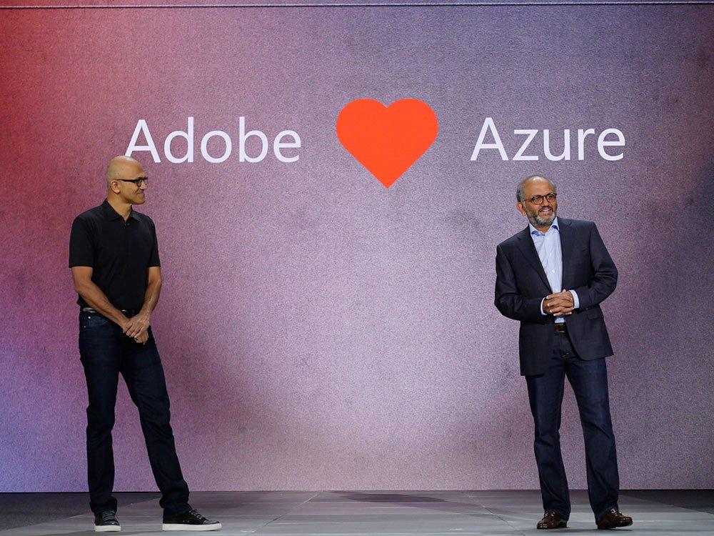 Microsoft i Adobe powalczą z Salesforcem