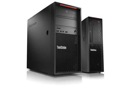 Stacje robocze Lenovo gwarantują wydajną pracę