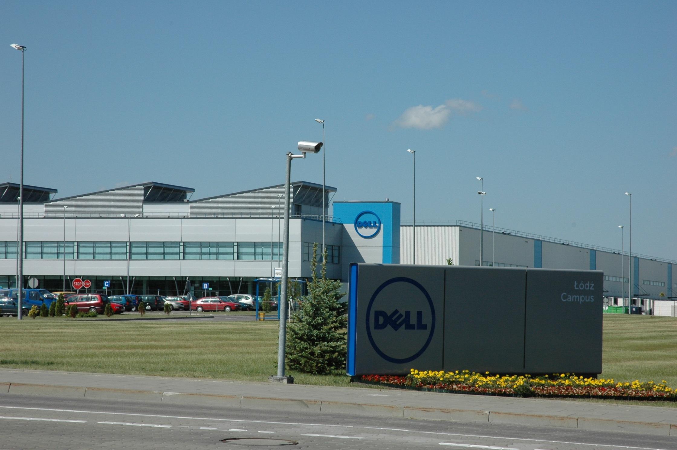 Dell może zainwestować w Polsce