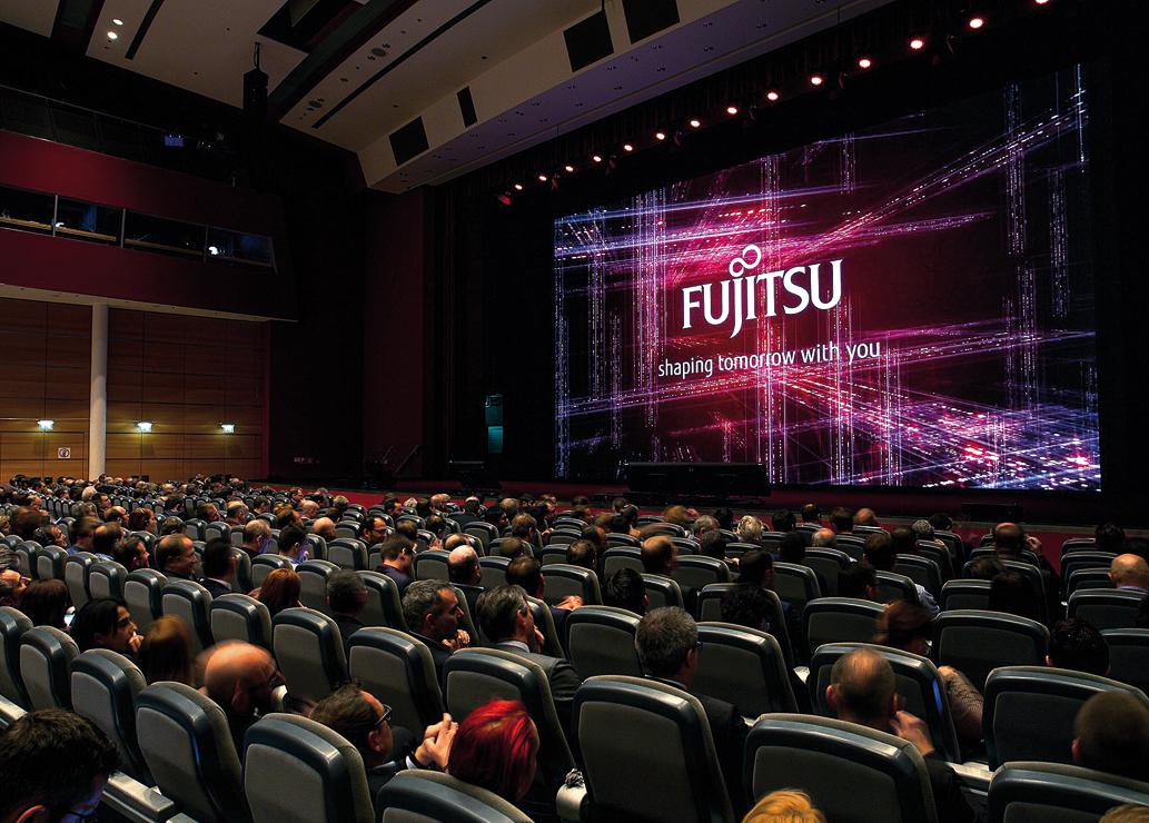 Fujitsu Forum 2016: transformacja z ludzką twarzą