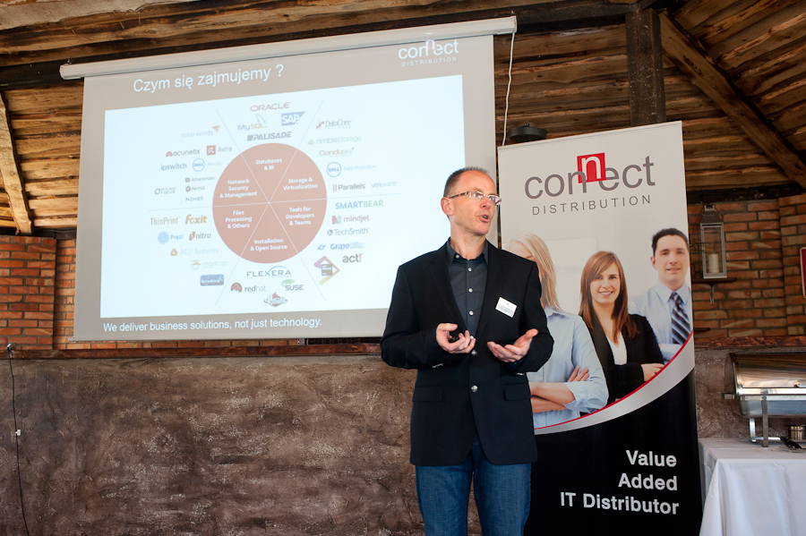 Connect Distribution stawia na projekty