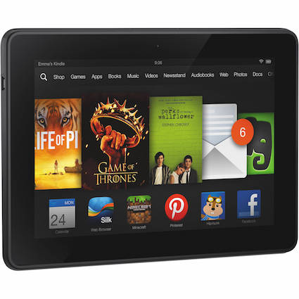 Amazon zaskakuje wzrostem sprzedaży tabletów