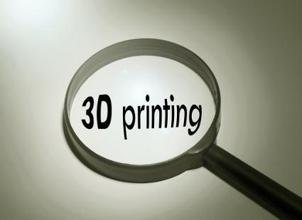 Druk 3D: wzrost mniejszy od spodziewanego
