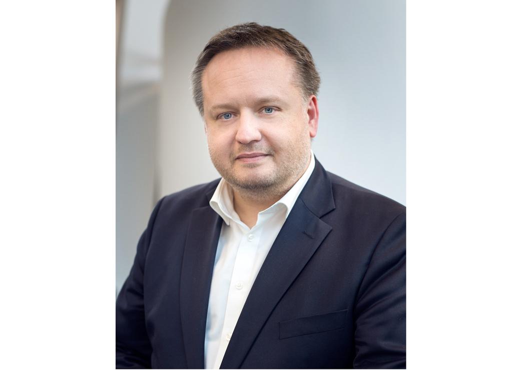 Marek Zamłyński szefem IDC