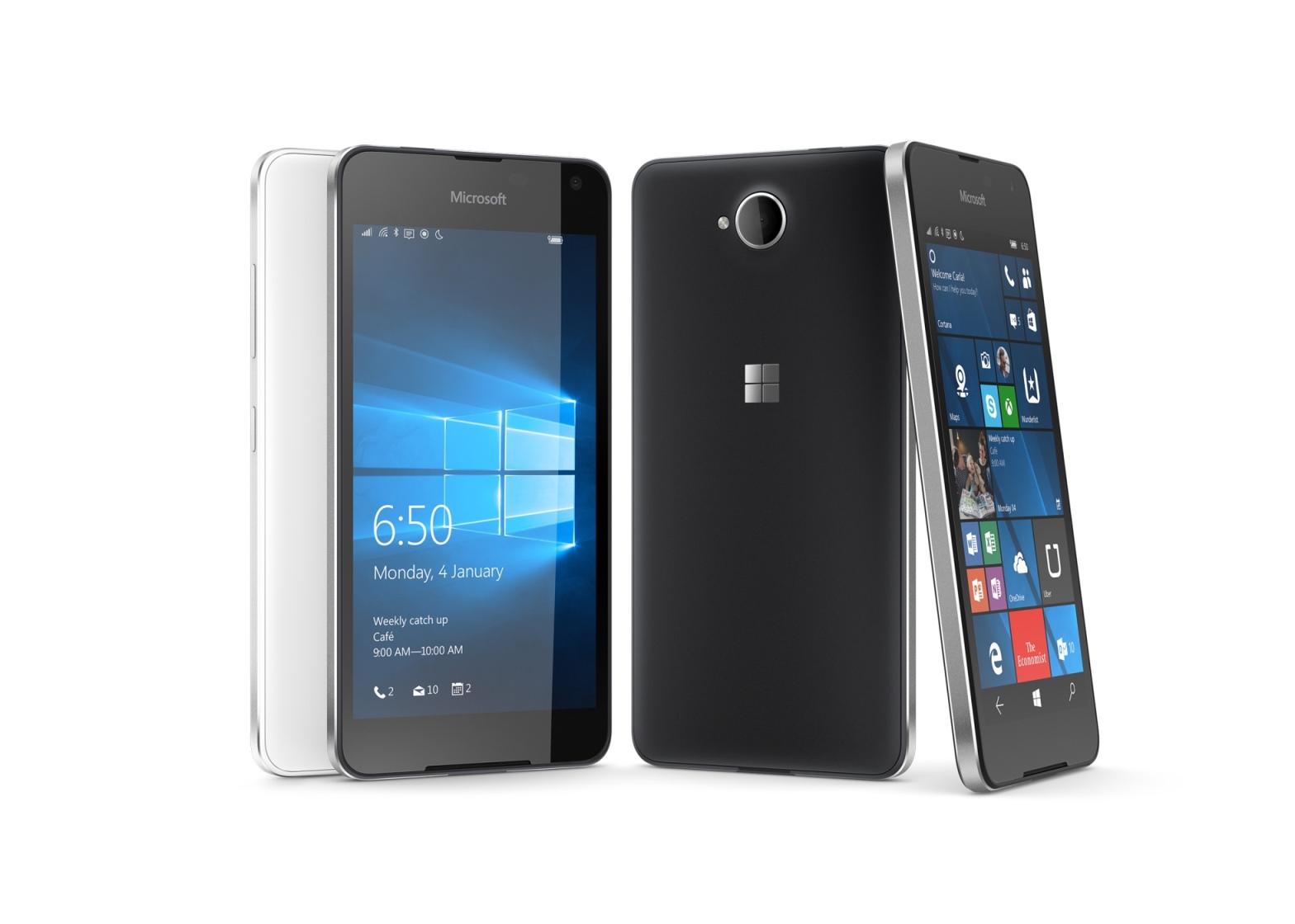 Microsoft nie zrezygnuje ze smartfonów