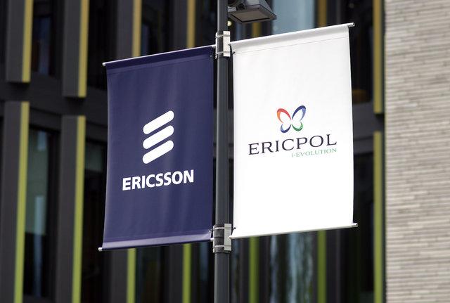 Ericsson otwiera polskie centra R&D