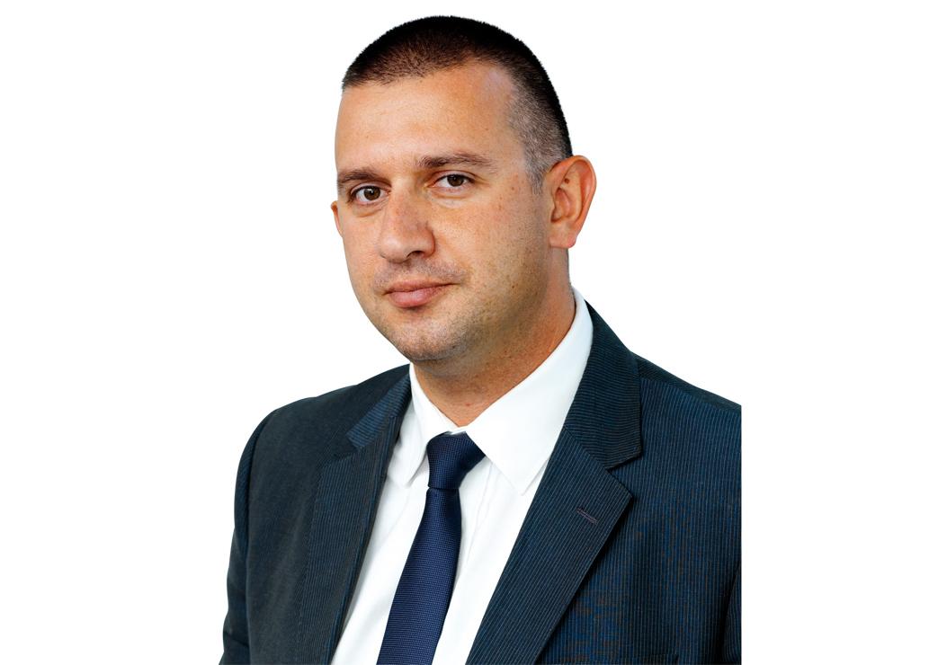 Paweł Umiński w ALSO