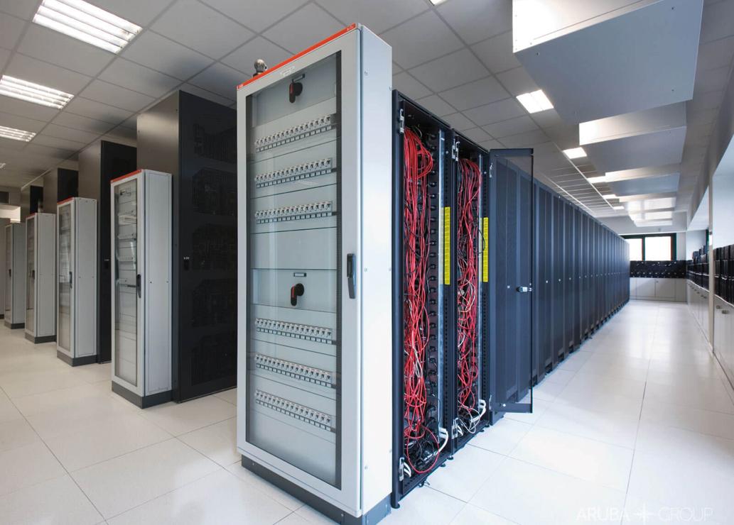 Centrum danych w chmurze: to możliwe i bezpieczne