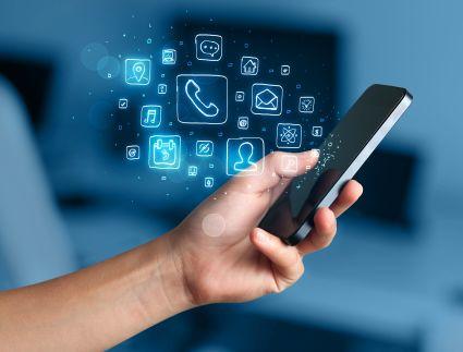 Rośnie ruch danych w sieciach mobilnych