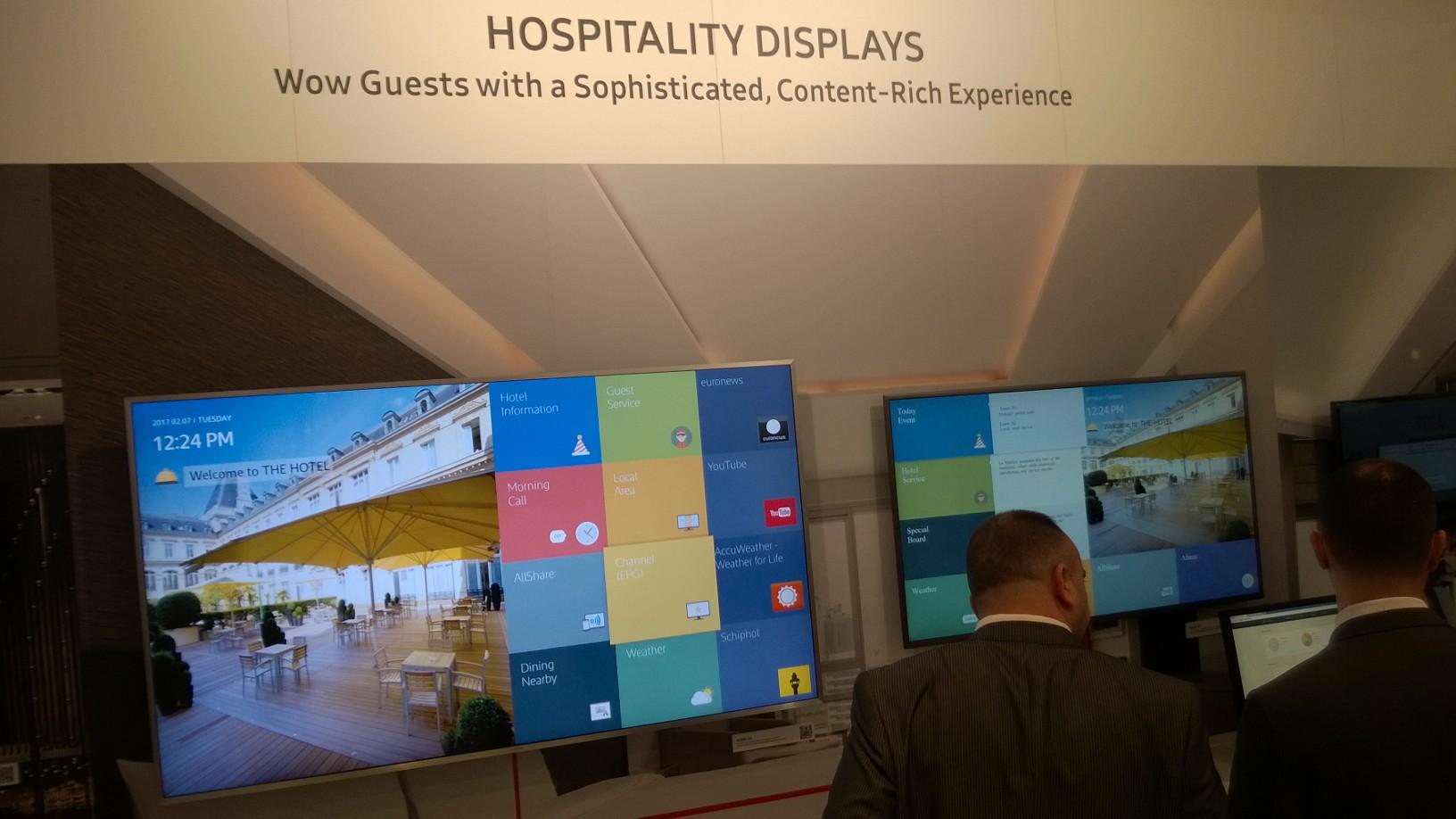 Samsung rozwija hotelowy biznes