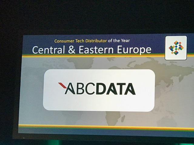 ABC Data nagrodzona na Distree