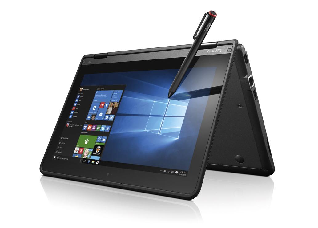 Urządzenia Lenovo podnoszą jakość edukacji