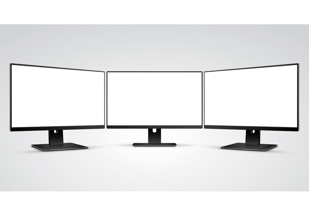 Świat ekranów: ewolucja wstrzymana