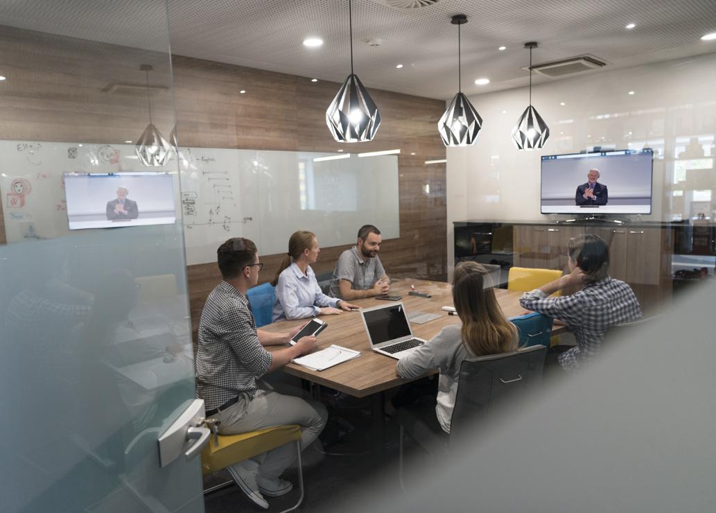 Wideowspółpraca w biznesie: zmiany pomogą integratorom