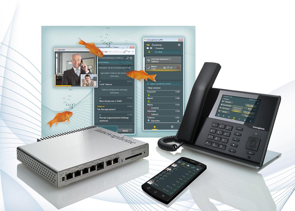 innovaphone: sprzęt, który łączy ludzi