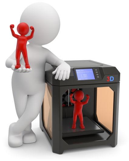 Spory wzrost na rynku druku 3D