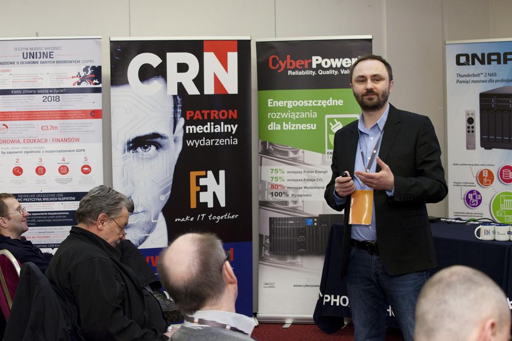Konsorcjum FEN – TECH Meets 2017