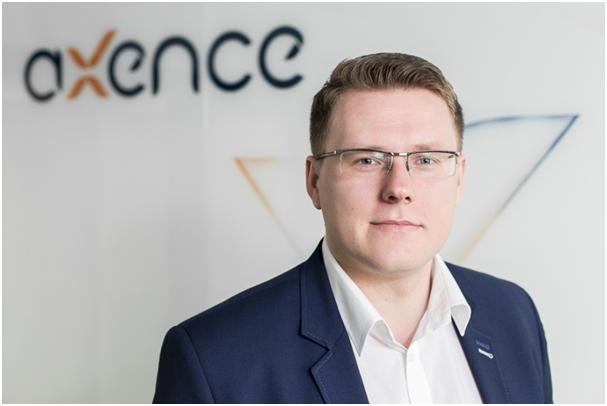 Axence: nowy szef kanału partnerskiego