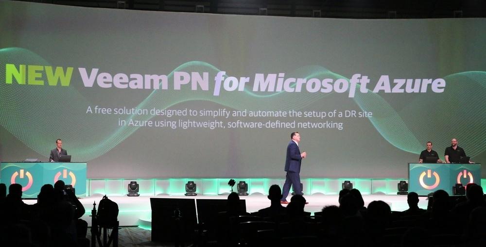 Veeam rozszerza partnerstwo z Microsoftem