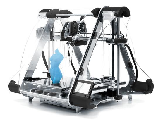 Druk 3D: co 10 drukarka z Polski