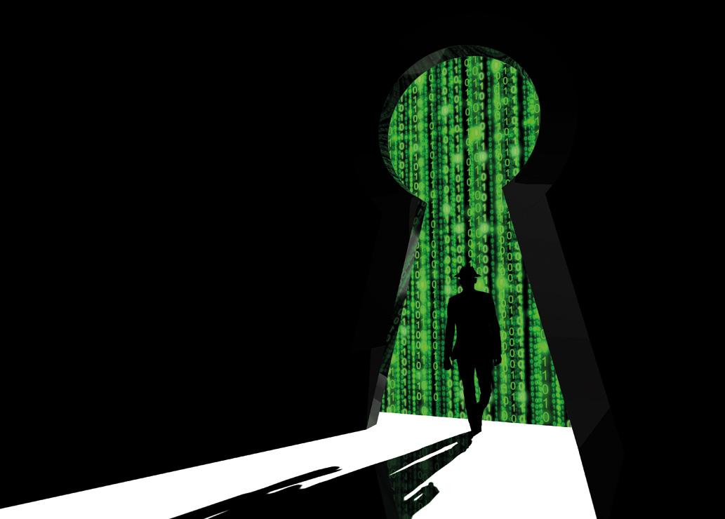 Serwerownie: dane pod kluczem