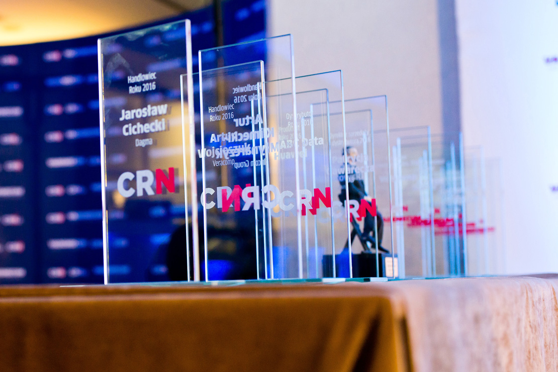 Tech Trendy Biznes 2017 – gala CRN Polska