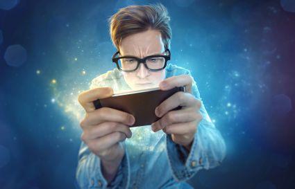 Gwałtownie rośnie rynek gier