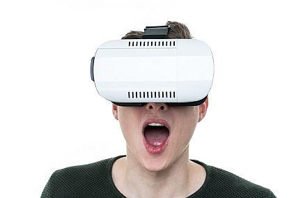 Widać zyski przez gogle VR